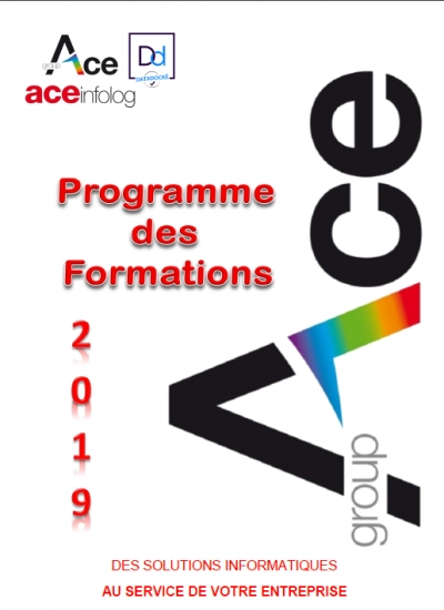 Formations Ace Infolog 2019